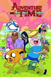 ADVENTURE TIME and all related characters and elements are trademarks of and © Cartoon Network.