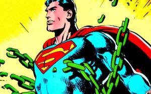 Superman is a property of D.C. Comics, not me. Duh!