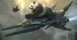 Panda Rider CROP