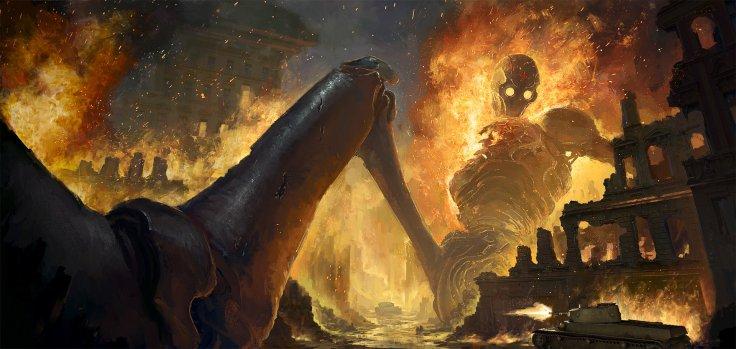 Wargaming art 1 by Pavel Kolomeyets.