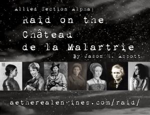 Allied Section Alpha: Raid on the Château de la Malartrie