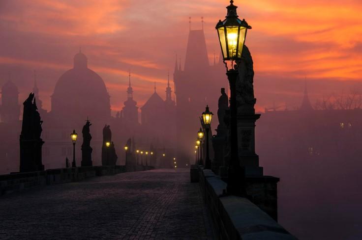 Daybreak by Markus Grunau.