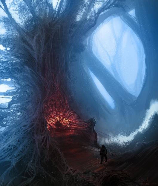 Heart of The Forest by Saana Viinikka