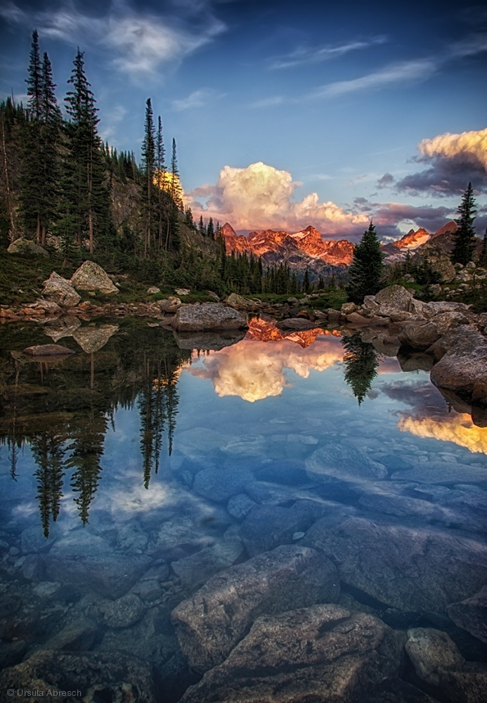 Valhalla by Ursula Abresch. Photo taken in Valhalla Provincial Park in British Columbia, Canada. Click here for more of the photographer's work!photographer's work!