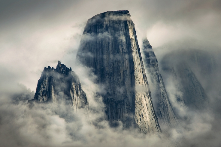 The Towers of Greenland by Max Rive. Click here for more of the photographer's work!