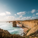 The Twelve Apostles by Cuba Gallery
