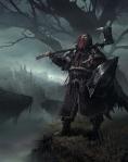 Warden by Daryl Mandryk