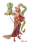 Wizardess by John Polidora