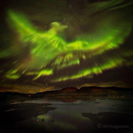 Phoenix Rising by Hallgrimur P. Helgason