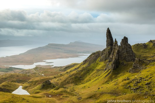 Old Man of Storr at Sunrise by Johns Brothers Photography