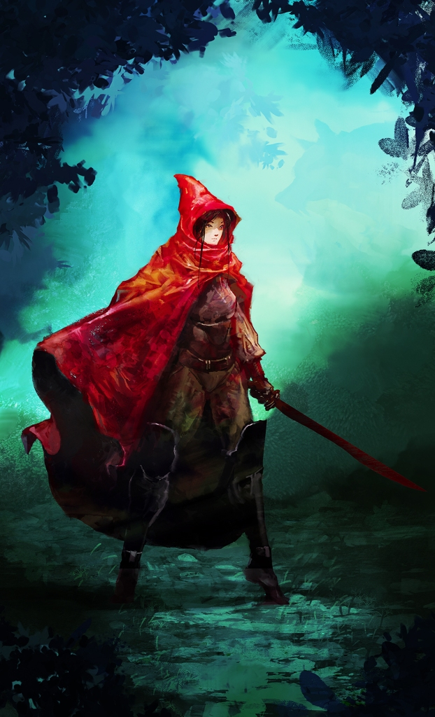 Red Riding Hood by Aaron Nakahara