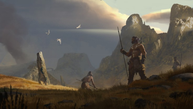 Savage Warriors by Nicolas Gekko