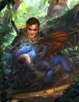 Dragon Wrymling by Rudy Siswanto