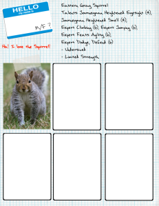 Eastern Gray Squirrel PC