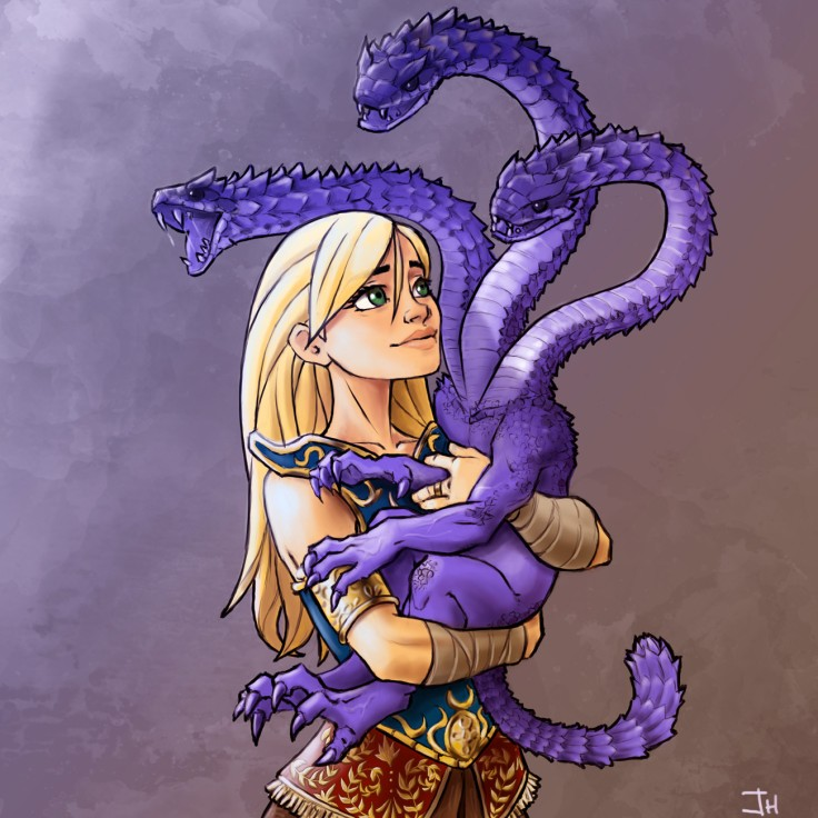 Hydra Pet by John Harrington