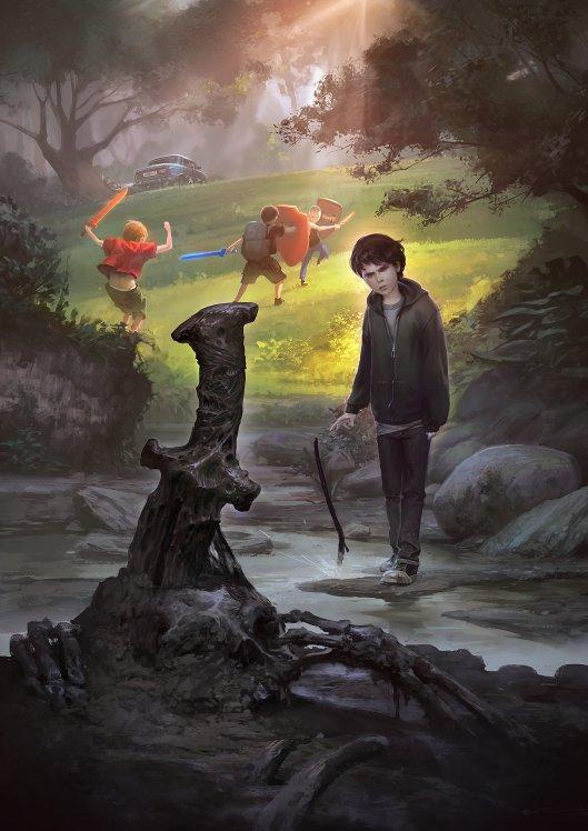 Black Blade by Vladimir Krisetskiy