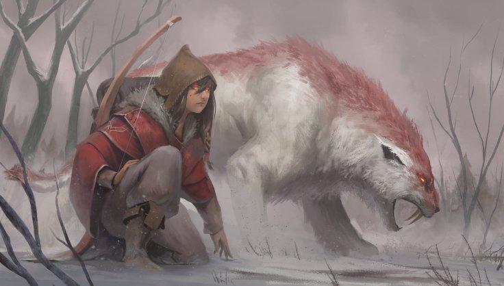 Hunting Party by Josh Corpuz