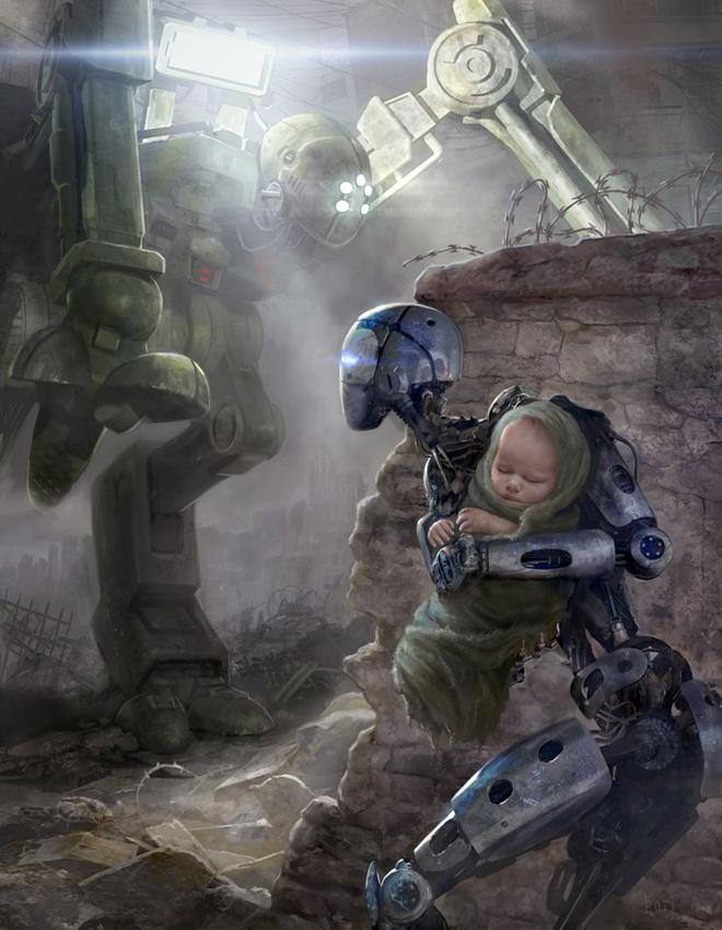 The Last Human by Kari Christensen
