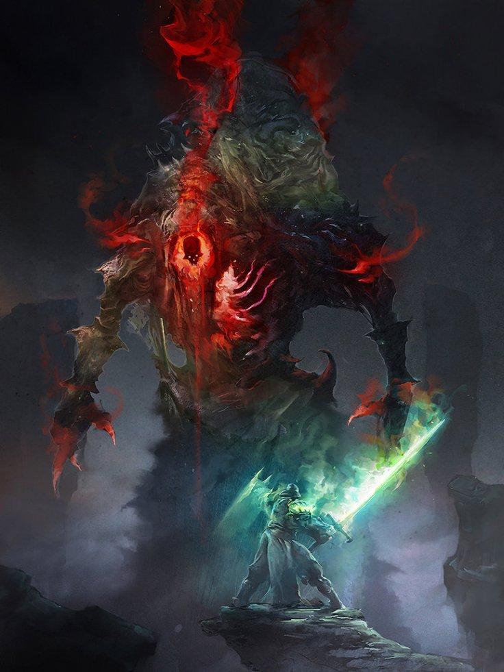 Titanslayer by Aaron Nakahara