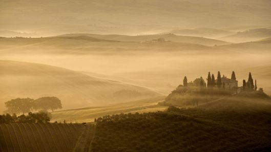 'Tuscany' by Tomáš Morkes