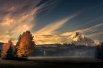 'Fall Sunrise' by Kevin Shearer