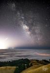'Milky Skies, Milky Way' by Jake Landon
