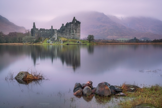 Scottish Weather by Gavin Hardcastle