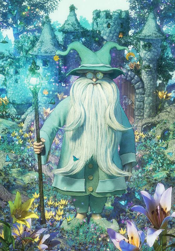 'The Wizard' by Sami Saramäki