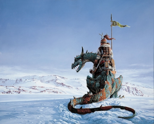 The North Watch by Keith Parkinson