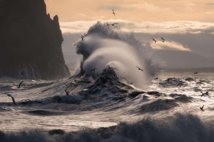 Goddess of the Sea by Majeed Badizadegan