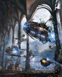 Her Majesty's Zeppelins by Gleb Alexandrov