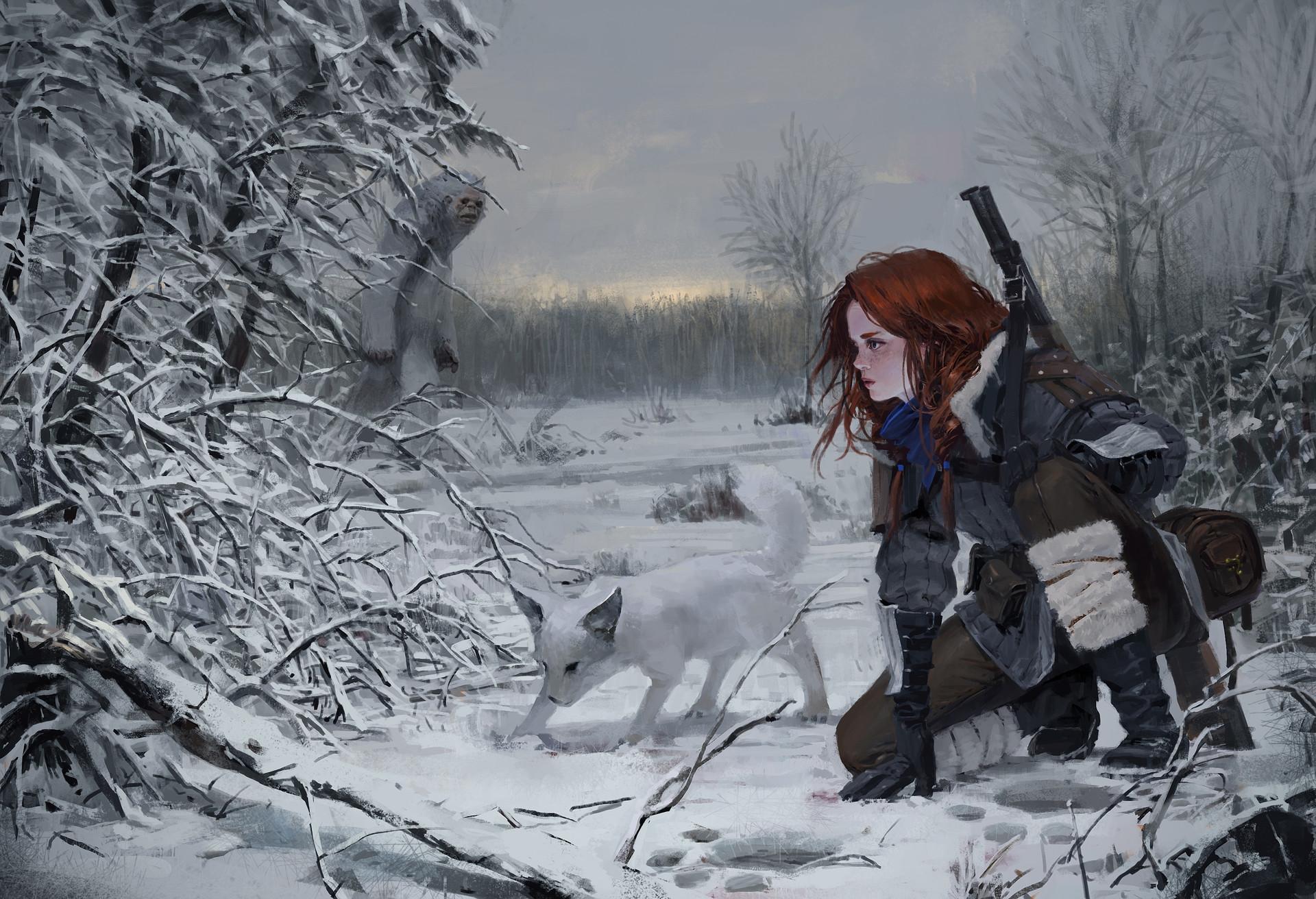 winter aethereal engineer