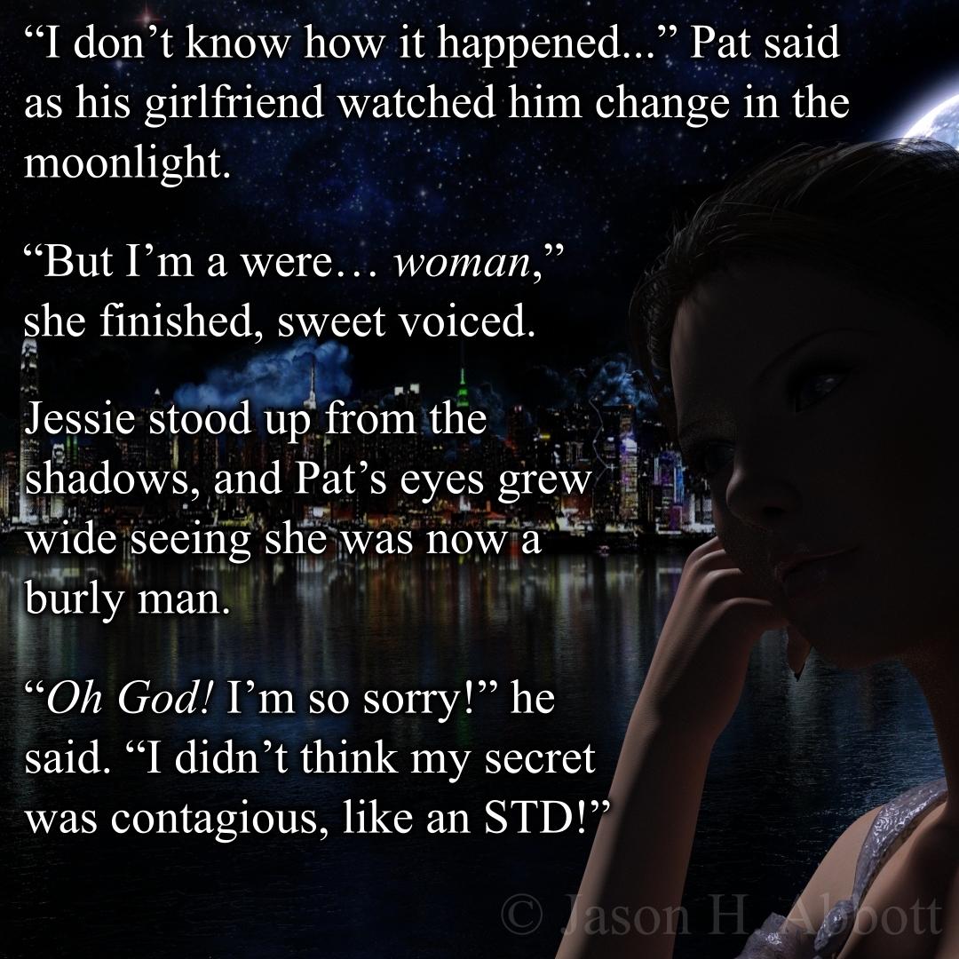 Flash Fiction: Moonstruck