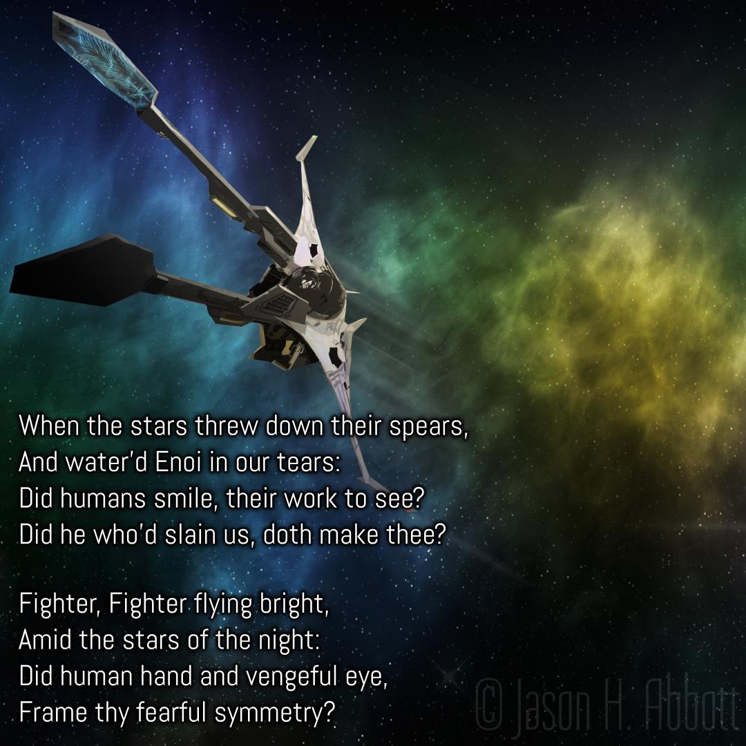 Flash Fiction: Fighter, Fighter…